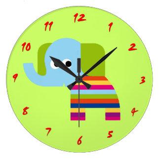 Wall Clock For Kids Room : Kids Room Clocks & Kids Room Wall Clock Designs  Zazzle