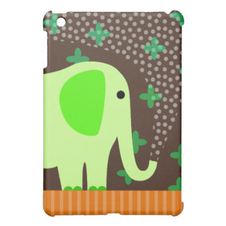 Cute Elephant Spraying Water Cover For The iPad Mini
