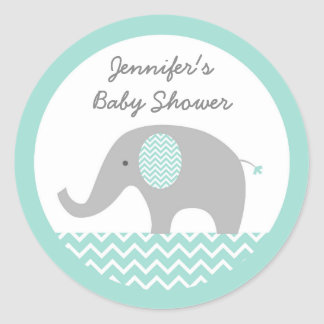 elephant stickers zazzle