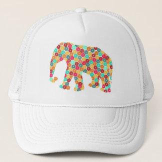Cute Elephant Trucker Cap