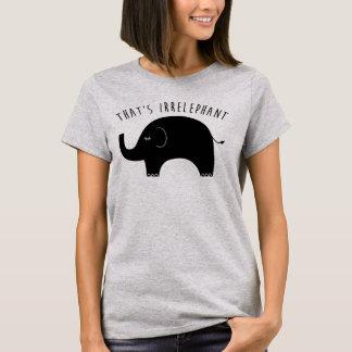 Cute Elephant Women's T-Shirt