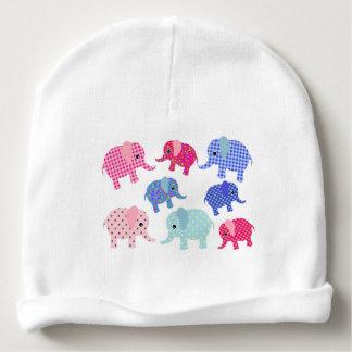 CUTE ELEPHANTS Baby Beanie