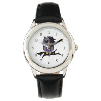 Cute Emo Owl Watch