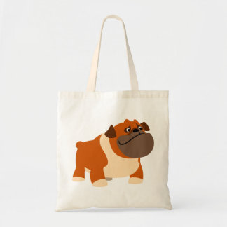Cute English Bulldog Bag