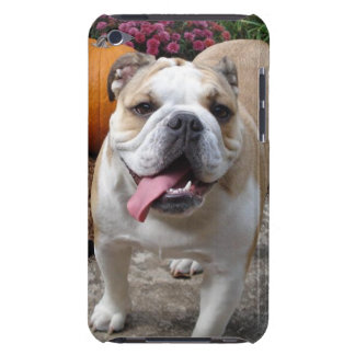 Cute English Bulldog iPod Touch Case Cover
