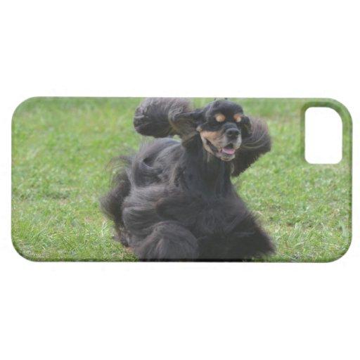 Cute English Cocker Spaniel iPhone 5 Case
