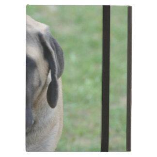 Cute English Mastiff iPad Air Covers