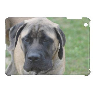 Cute English Mastiff iPad Mini Case
