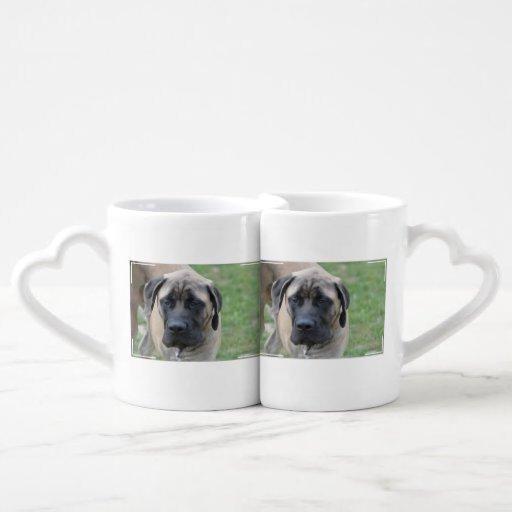 Cute English Mastiff Lovers Mugs