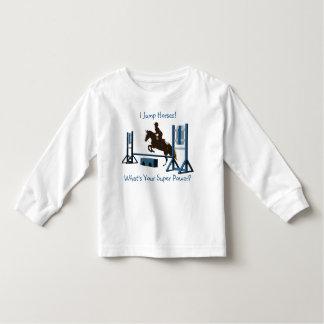 Cute Equestrian Pony Jumper Toddler T-shirt