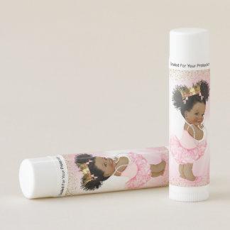 Cute Ethnic Princess Baby Shower Lip Balm