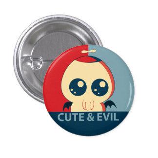 Cute & Evil '12 Buttons