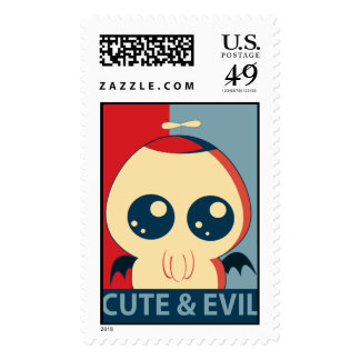 Cute & Evil '12 Stamps