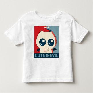 Cute & Evil '12 Toddler T-shirt