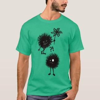 Cute Evil Bug Friends Mens T-Shirt