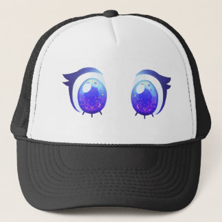 CUTE EYES CAP