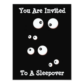 Slumber Party Invitation with beautiful invitations ideas