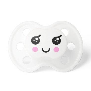 jasmineflynn Cute Face Pacifier