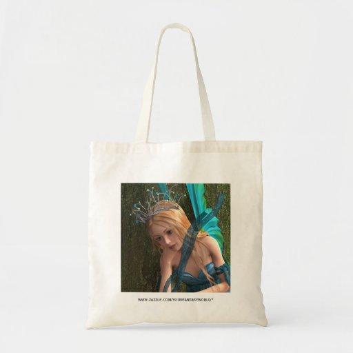 Cute Fairy Canvas Bag