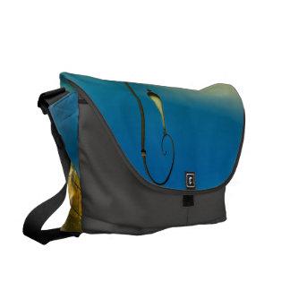 Cute fairy courier bag