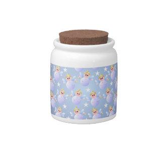 Cute Fairy Godmother Candy Jar