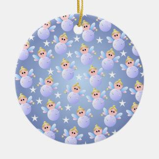 Cute Fairy Godmother Ornament