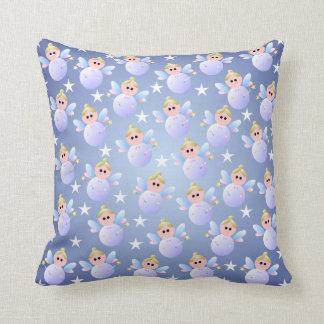 Cute Fairy Godmother Throw Pillow