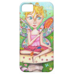 Cute Fairy iPhone 5 Barely There Universal Case iPhone 5 Covers