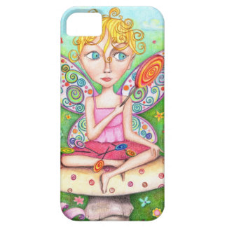 Cute Fairy iPhone 5 Barely There Universal Case iPhone 5 Cover