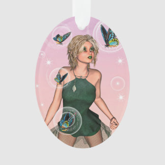 Cute Fairy Ornament