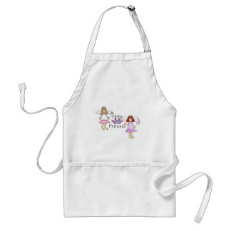 Cute Fairy Princess Design Adult Apron
