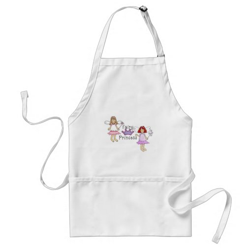 Cute Fairy Princess Design Apron