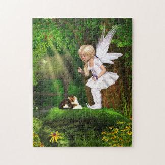 Cute Fairy Puzzle