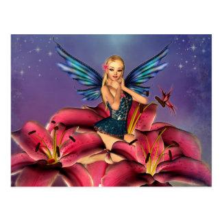 Cute Fairy rubia