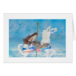 Cute Fairy Tale Photo Art Card