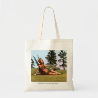 Cute Fairy Tote Bag