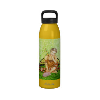 cute fairy Water Bottle