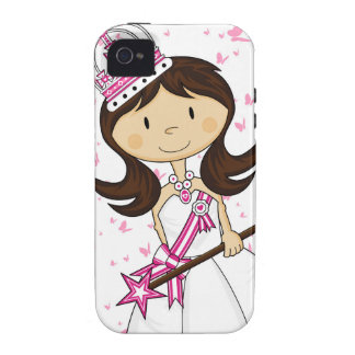 Cute Fairytale Princess Case-Mate iPhone 4 Cover