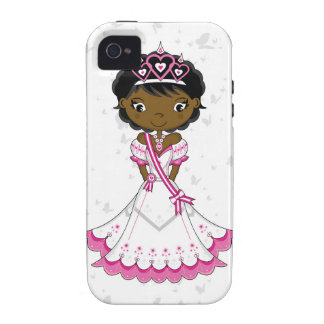 Cute Fairytale Princess Case-Mate iPhone 4 Cases