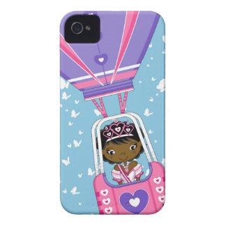 Cute Fairytale Princess in Hot Air Ballon Case-Mate iPhone 4 Case