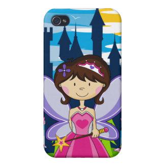 Cute Fairytale Princess iphone 4 Case