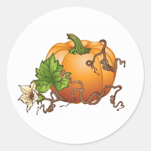 Cute Fall Sticker