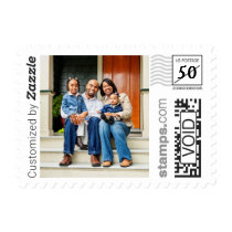 Cute Family Photo PhotoStamp by Stamps.com