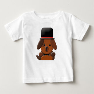 Cute fancy puppy dog t-shirt