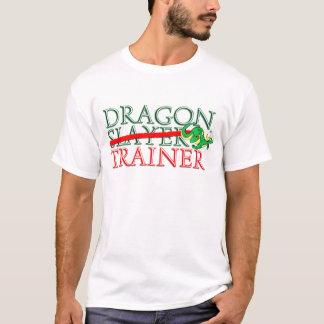 Cute Fantasy Dragon Slayer Trainer T-Shirt