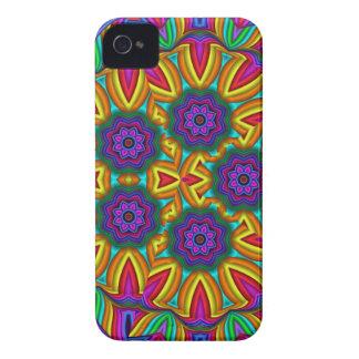 Cute fantasy flowers Case-Mate iPhone 4 Universal Case-Mate iPhone 4 Case