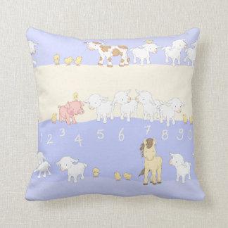 Farm Animal Throw Pillows : Piglet Pillows - Decorative & Throw Pillows Zazzle