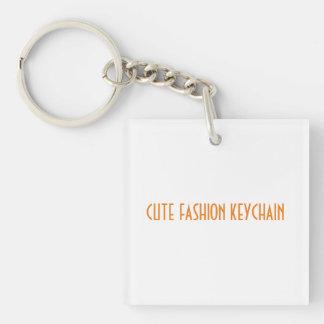 Cute fashion keychain