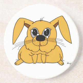 Cute Fat Bunny Coaster