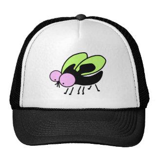 Cute Fat Fly Trucker Hat